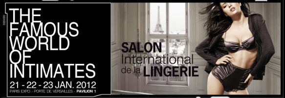 Salon lingerie tendances lingerie 2012 salon lingerie for Salon informatique paris