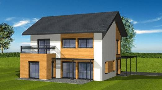 Constructeur maison bbc construction maison basse for Constructeur maison basse consommation