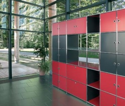 meuble design rangement bureau. Black Bedroom Furniture Sets. Home Design Ideas