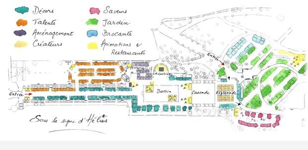 Salon vivre c t sud aix en provence 8 au 11 juin 2012 - Parc jourdan aix en provence ...