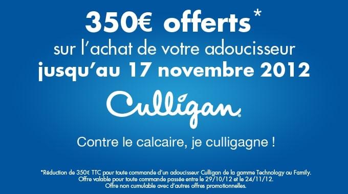 Journ es portes ouvertes culligan 14 au 17 novembre 2012 - Communique de presse portes ouvertes ...