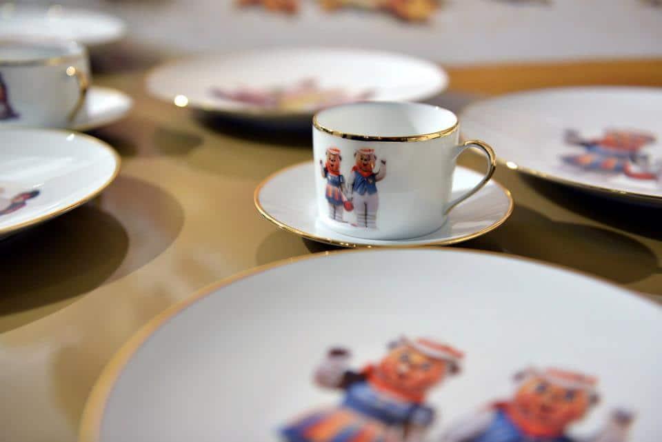 Maison bernardaud porcelaine arts de la table - La maison de porcelaine ...