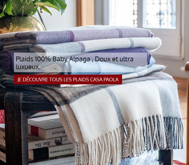 plaid addict plaid cachemire plaid laine. Black Bedroom Furniture Sets. Home Design Ideas