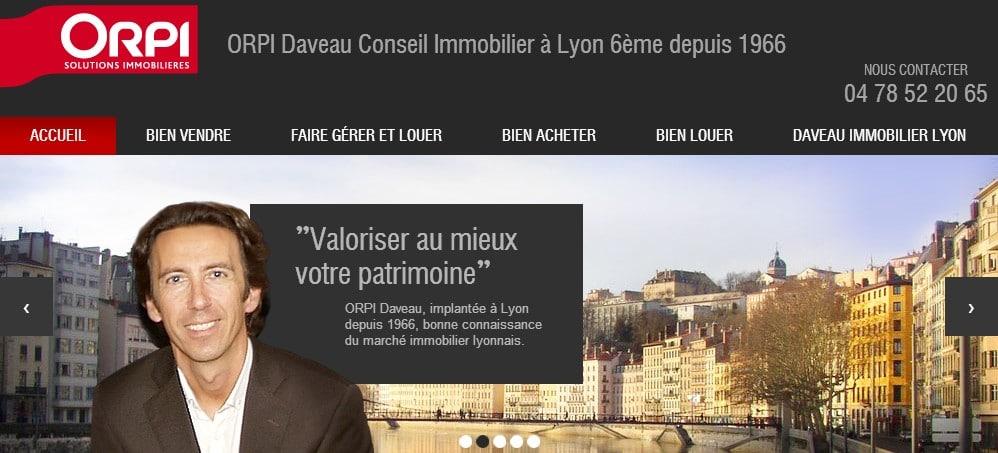 Daveau conseil immobilier expert lyon depuis 1966 for Conseil immo