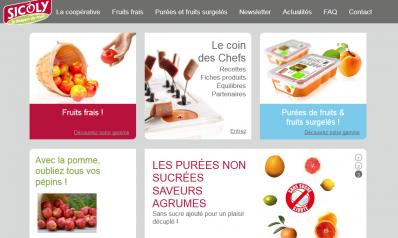 Sicoly : un producteur de fruits lyonnais qui valorise l'agriculture raisonnée