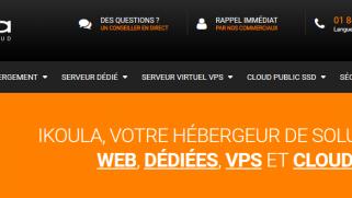 Ikoula hébergeur cloud : un support technique à votre écoute 24h/24