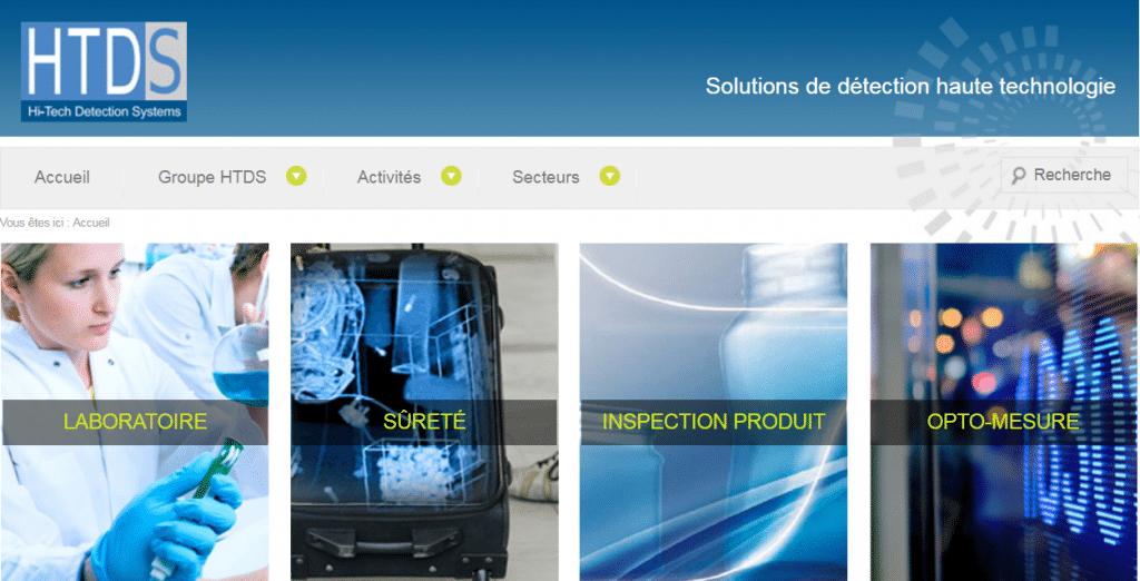 HTDS, leader de la détection haute technologie