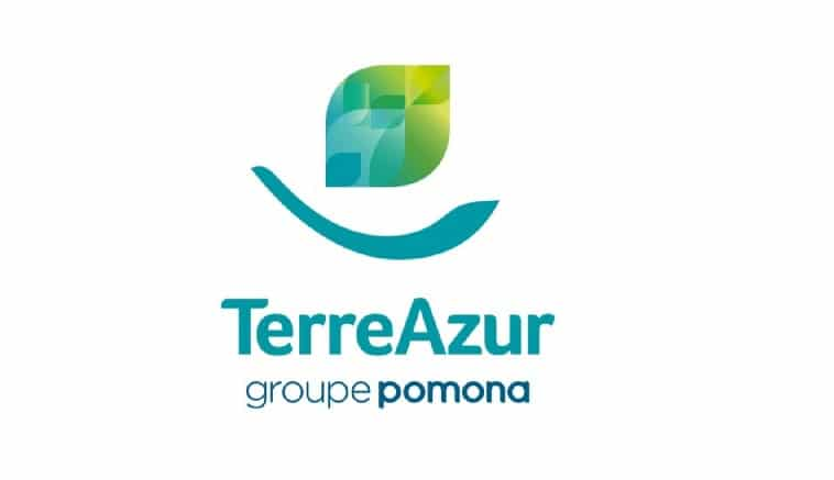 Logo du fournisseur alimentaire et de poisson frais TerreAzur