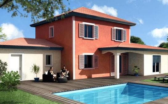 Entreprise construction maison rhône alpes - constructeur maison