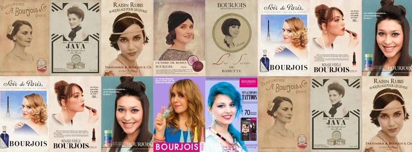 Bourjois blogueuses mode beaute