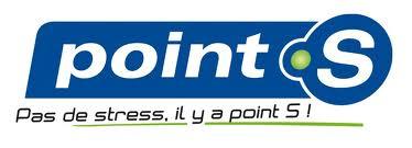 poin S logo