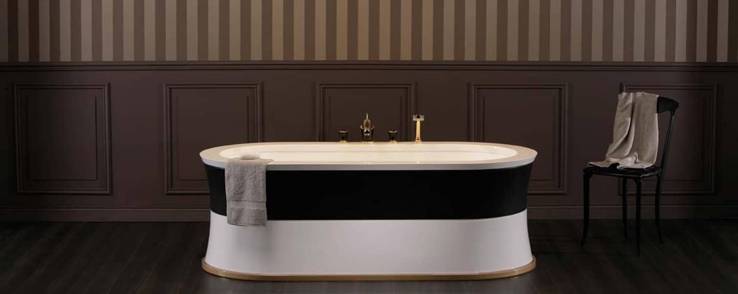 Sanitaires luxe - salle de bain prestige - robinetterie luxe