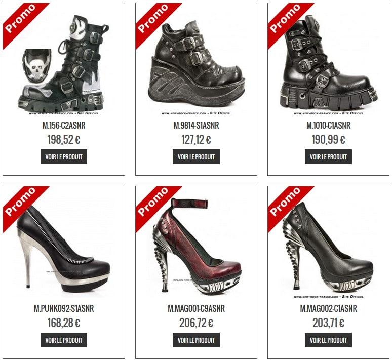 chaussure-rock-gothique
