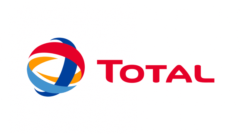 logo groupe total