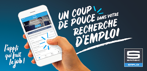 Application d'emploi (Samsic)