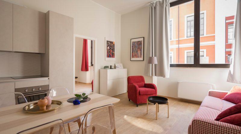 Appartement loué avec une assurance loyer impayé