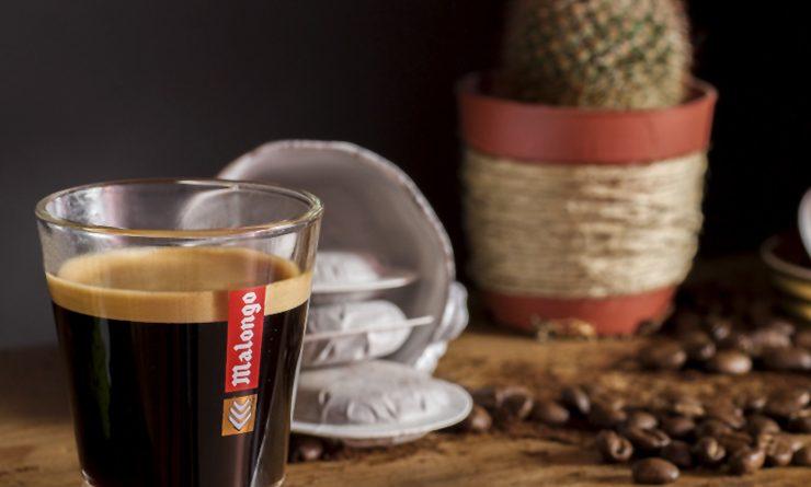 tasse de café Malongo
