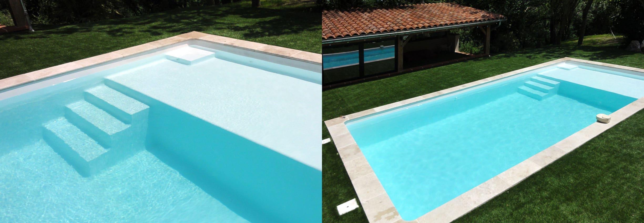 Piscine coque génération piscine